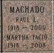 Profile photo:  Martha <I>Facio</I> Machado