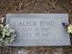 Aleck Byrd
