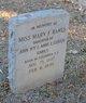 Mary Frances Rawls