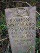 Profile photo:  Raymond Arwood