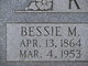 Profile photo:  Bessie M <I>Meall</I> Kyle