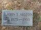 John Taylor Abston