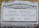 Mary Magdalene <I>Arnold</I> Harrison Daussat