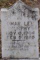 Omar Lee Murphy