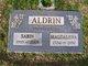 Profile photo:  Sabin Aldrin