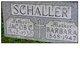 "Jacques C ""Jacob/John"" Schaller"