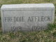 "Profile photo:  Frederick Charles ""Freddie"" Affleck"