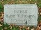 Harry Woodruff Stearns