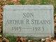 Arthur Raymond Stearns