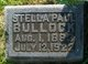 Stella <I>Paul</I> Bullock