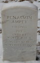 Profile photo: Pvt Benjamin Ampey