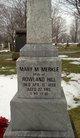 Mary M. <I>Merkle</I> Hill