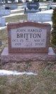 John Harold Britton