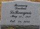 Rosemary <I>Decoteau</I> LeBourgeois