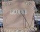 Chester N Fales, Jr