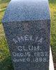 """Profile photo:  Amelia """"Millie"""" <I>Binkley</I> Clum"""