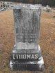 Lavinia <I>Putman</I> Thomas