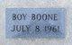 Boy Boone