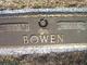Clarence Edward Bowen