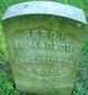 Sgt Johnithan Ledbetter Marlow
