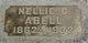 Profile photo:  Nellie Geneva <I>Stearns</I> Abell