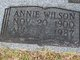 Annie <I>Wilson</I> Quarles