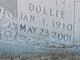 Dollie Rachel <I>Clemons</I> Quarles