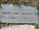 "Profile photo:  Andrew James ""A.J."" Phillips, Jr"