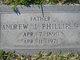 Profile photo:  Andrew J Phillips, Sr