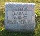 Profile photo:  Clara J Albers