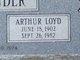 Profile photo:  Arthur Loyd Alexander