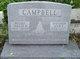 """Sarah Rosanna """"Sallie"""" <I>McChesney</I> Campbell"""