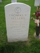 """Sgt Thomas Vernon """"Tommy"""" Sellers, Jr"""