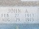 John A Quarles