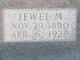 Jewel <I>Mosley</I> Quarles