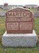 Anna Mary <I>Ricker</I> Martch