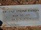 Erlene <I>Stone</I> Eason