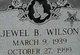 Jewel B <I>Wilson</I> Anderson