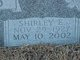 Shirley Estelle <I>Wilson</I> Hollis