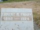 Ernest Hamilton Frary