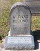 Profile photo:  Alonzo M. Bond
