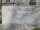 Ariail-Hendricks Cemetery