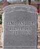 Profile photo:  Elmo Andres