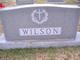 Profile photo:  Ida <I>Roth</I> Wilson