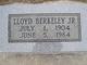 Lloyd Berkeley, Jr