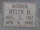 Helen H <I>Schmidt</I> LaMear