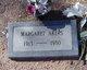Margaret Akers