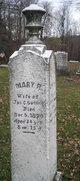 Profile photo:  Mary R <I>Wolfe</I> Guthrie