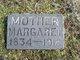 Margaret Annie <I>Weslow</I> Mason