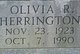 Olivia R Herrington